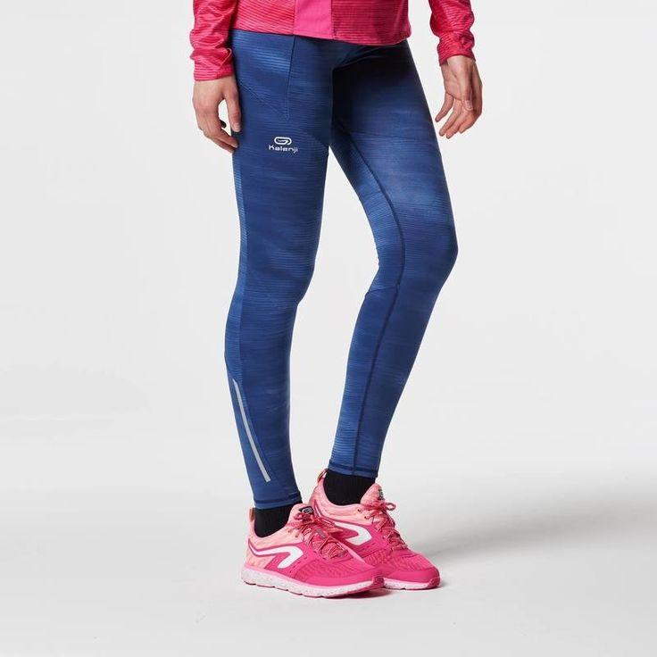 Running Bekleidung - Lauftights Elioplay Damen KALENJI - Running (KALENJI)