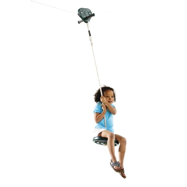 How to have fun.  You use this one without the swing