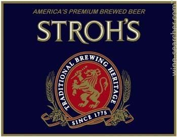 Price History: Stroh's Beer, Wisconsin, USA
