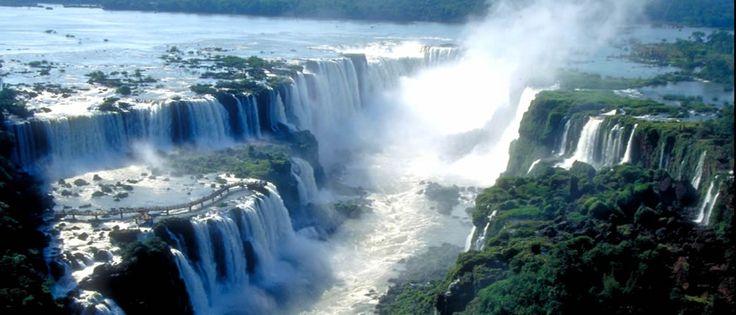 Un viaje a las Cataratas del Iguazú.