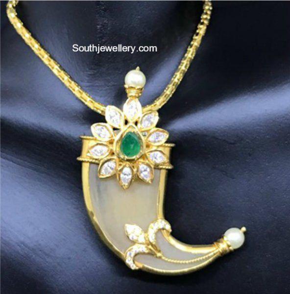 Simple Puligoru Pendant Photo Nail Mens Gold Jewelry Gold Jewelry Fashion Online Gold Jewellery
