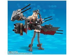 "Bismarck drei ""KanColle"" Armor Girls Project"