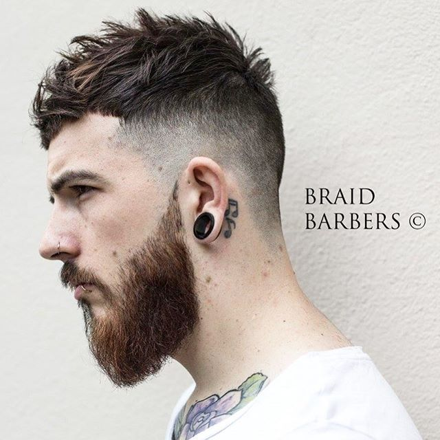 pomade hairstyle men ideas