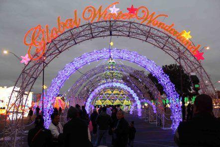 turner field wonderland | Global Winter Wonderland at Turner Field, Credit: Marc Richardson for ...