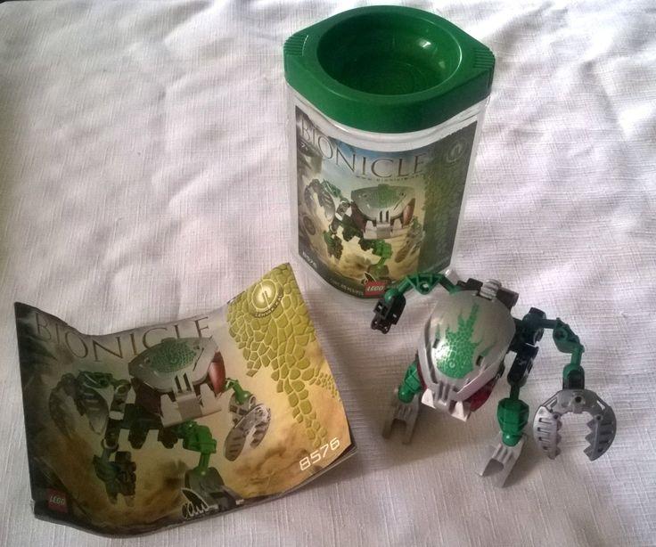 bionicle quest for makuta instructions