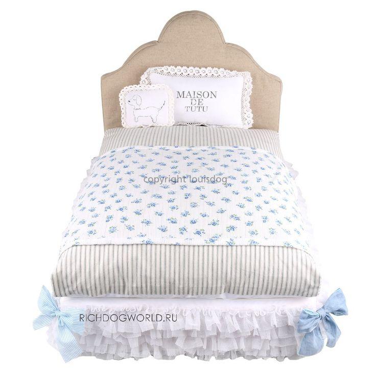 """1510 LD Кровать для собаки, бежевая """"French Bed"""", новинка!"""