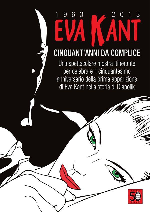 Eva Kant 50th