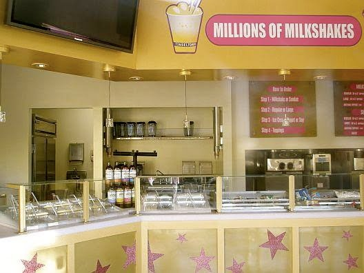 Location: Hollywood, CA.  Restaurant: Millions of Milkshakes  What to Order: A milkshake, obviously