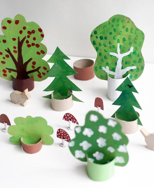 5 Fun Nature-Inspired Crafts - Petit & Small