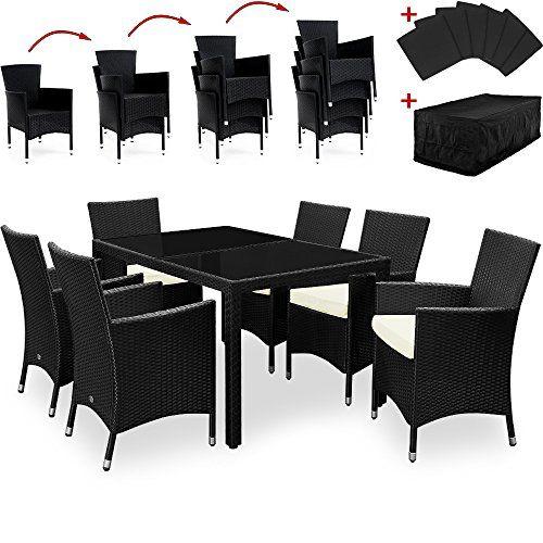 Best + Black rattan garden furniture ideas on Pinterest