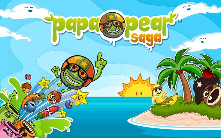 Descargar Papa Pear Saga para PC - http://descargarpapapear.com/descargar-papa-pear-saga-para-pc/