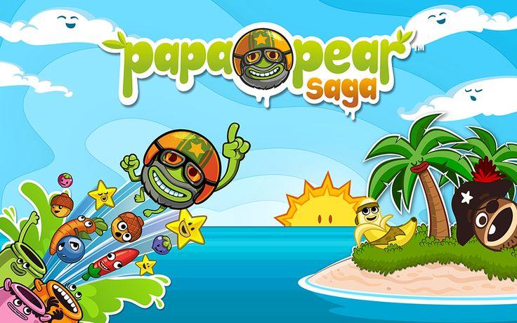 Descargar Papa Pear Saga para PC - http://descargarpapapear.com/descargar-papa-pear-saga-para-pc/