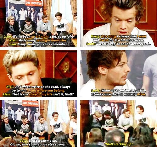 Nobody is bigger Directioners than One Direction