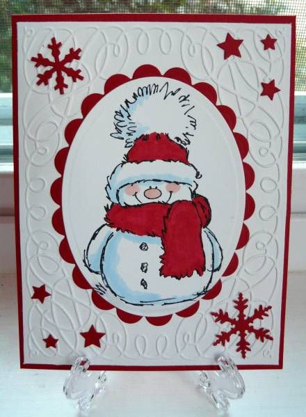 QFTD39 F4A42 CAS by zgirlsgranny - Cards and Paper Crafts at Splitcoaststampers