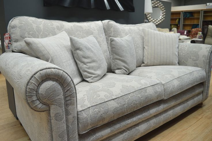 Alstons Upholstery Cambridge Three Seater Sofa - Reduced from £1,299 to only £899!