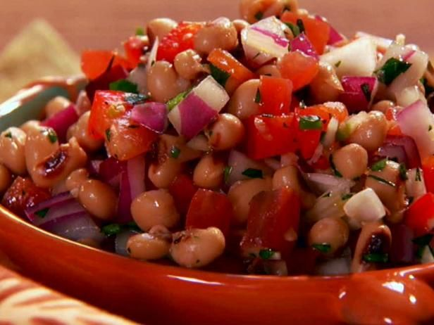 The Neelys' Texas Caviar: Food Network, Black Beans, Texas Caviar Recipes, Gina Neeli, Appetizers, Texas Caviar Dips, Favorite Recipes, Black Eye Peas, Easy Texas
