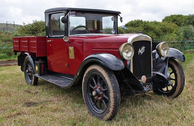 1920s Austin 6 Truck Maintenance/restoration of old/vintage vehicles: the material for new cogs ...