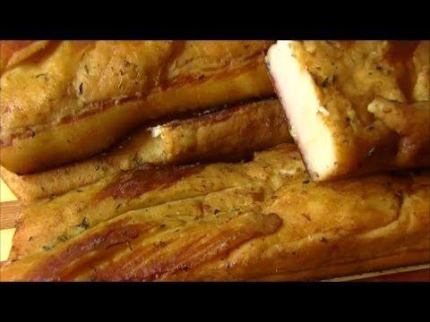 COTLET sau CEAFA DE PORC afumate, fierte si condimentate - YouTube