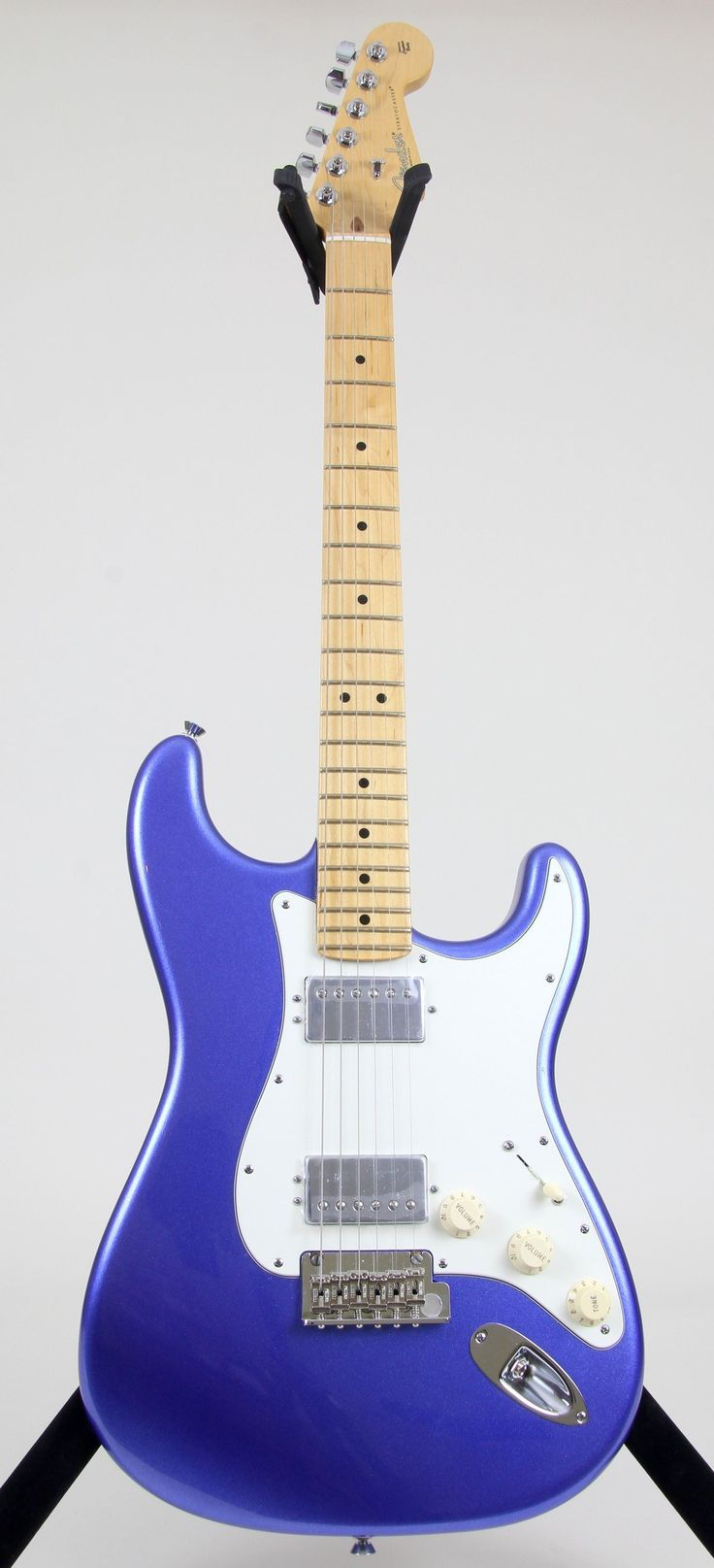 Fender American Standard Stratocaster HH Electric Guitar