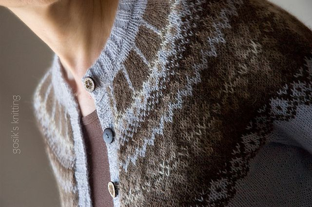Free Pattern beautiful color choices- gosik's Bergen