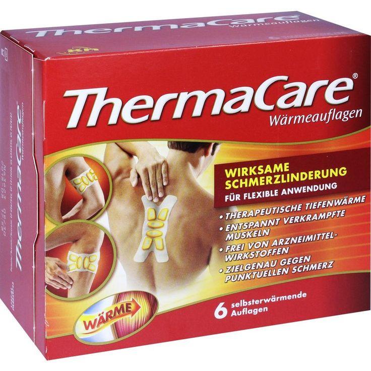 THERMACARE flexible Anwendung:   Packungsinhalt: 6 St PZN: 11080829 Hersteller: Pfizer Consumer Healthcare GmbH Preis: 17,82 EUR inkl. 19…