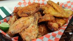 Chef Michael Smith's Spice Roast Chicken Wings
