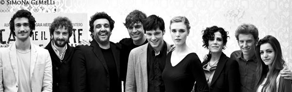 BIANCA COME IL LATTE ROSSA COME IL SANGUE: INTERVISTA AL CAST Film   Film4Life Cinema