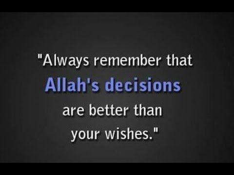 Tawakul Trust Allah A Powerful Story