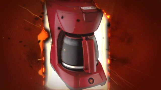 Red Coffee Maker For Your Home (Video)