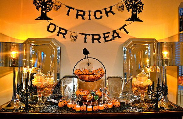 How to Make Halloween Decorations - http://evafurniture.com/how-to-make-halloween-decorations/