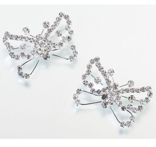 Butterfly Jeweled Bouquet Picks