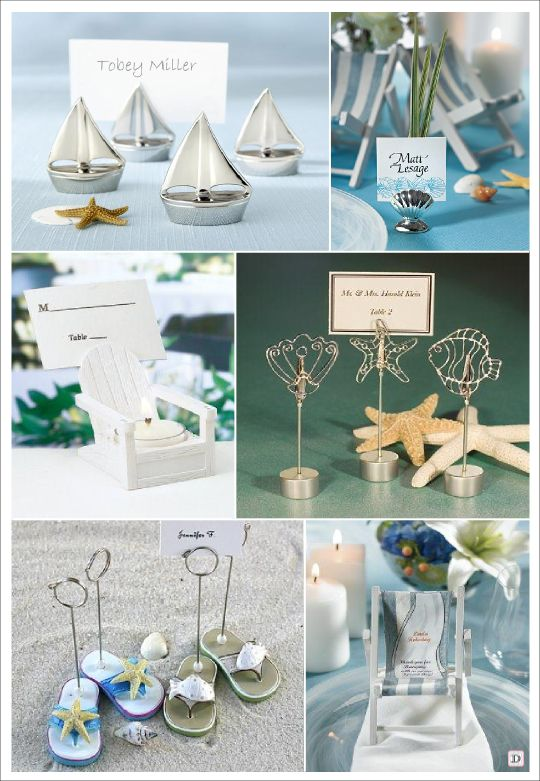 decoration mariage mer marque_place transat voilier tong