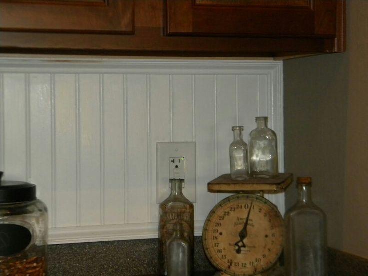 tile backsplash on pinterest wooden walls kitchen backsplash