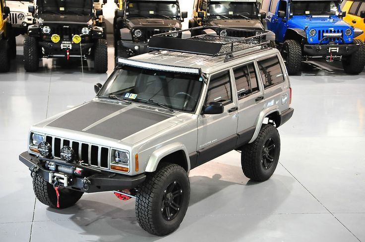 2000 Jeep Cherokee A TRUE MUST SEE / RESTORED