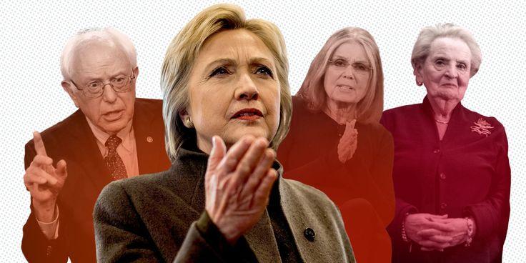 I'm a Woman, and I Won't Be Told Who to Vote for—Male or Female