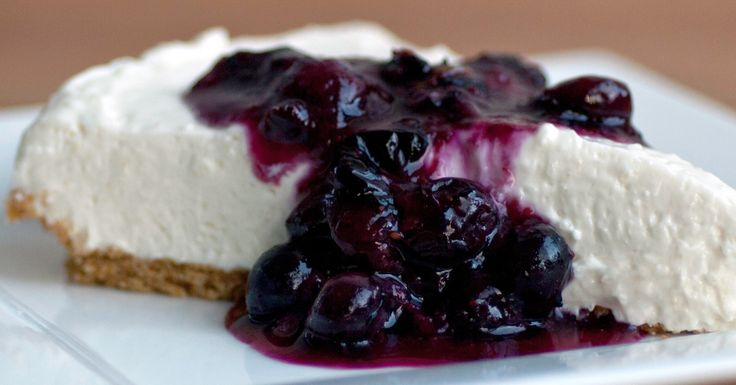 This is The Perfect Summer Cheesecake