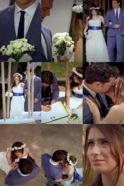Feriha&Emir wedding, final | Bir varmış bir yokmuş | Pinterest | Wedding, Search and Finals