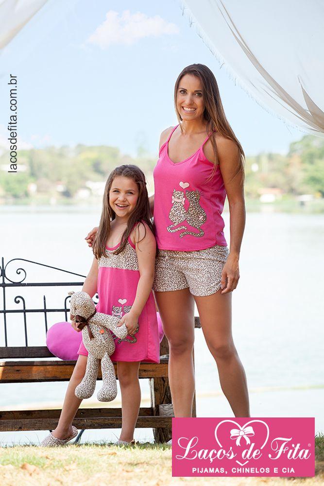 Pijama Feminino e Infantil Menina