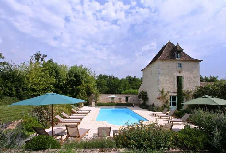 Charming, Self Contained Holiday Rental Sitting In Grounds Of A French  Chateau In The Heart Of The