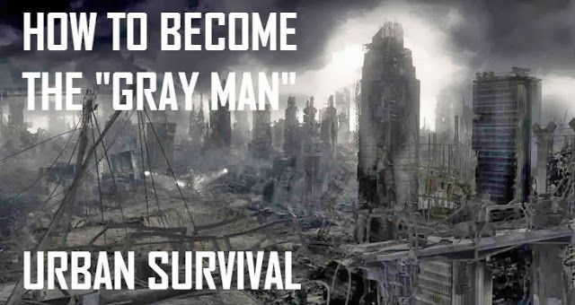 Black Scout Survival: How to Become the Gray Man