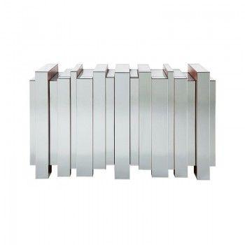 Design dressoir Spiegel Railing