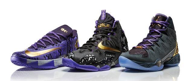 Nike баскетбол обувь
