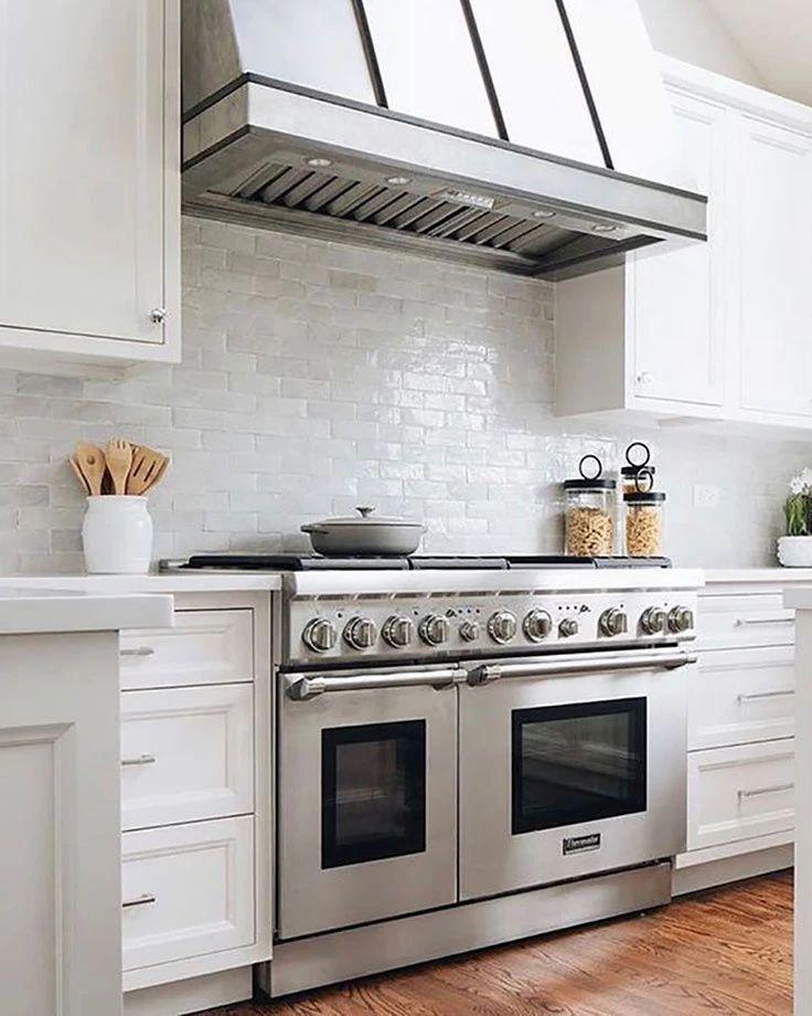 Creative Kitchen Designs With Geometric Tile Patterns Kitchen Backsplash Trends Simple Kitchen Remodel Patterned Kitchen Tiles
