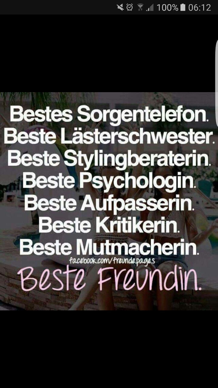 Beste Freundin ❤