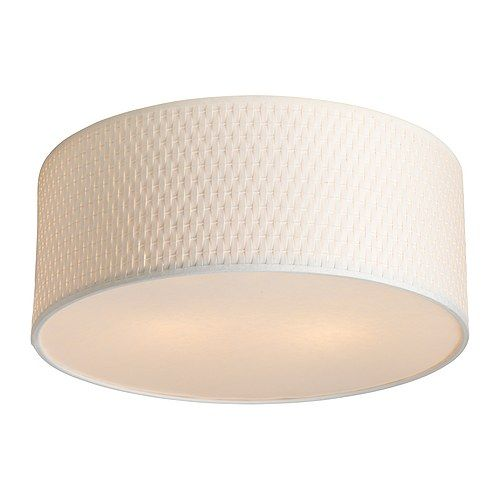 "A great/affordable solution to replace those hideous ""boob"" ceiling light fixtures found in so many rentals! $29.99"