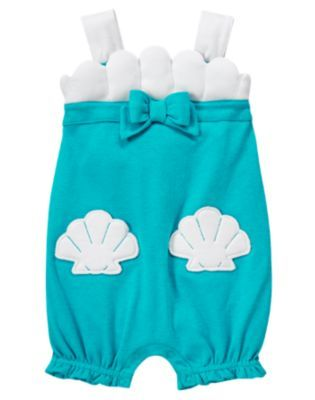 Gymboree Aqua Summer