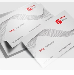 business card design from category: office