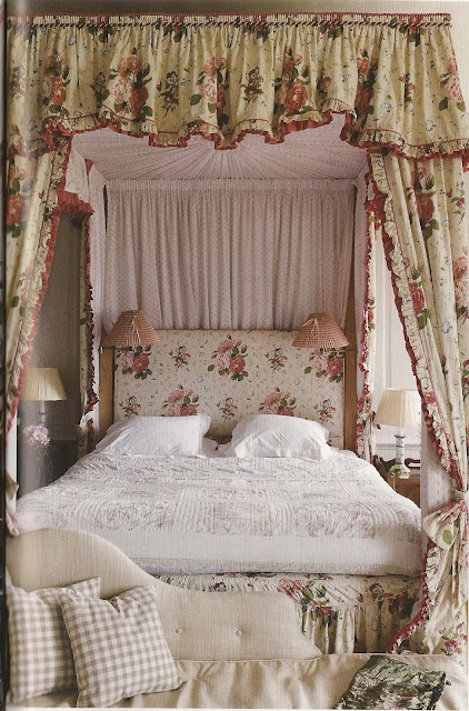 English Country Bedroom 177 best style: english country images on pinterest | curtains