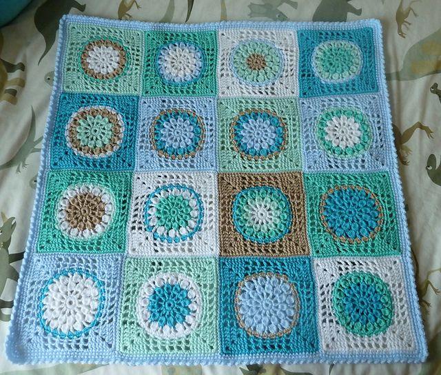 Ravelry: debbieredmans Baby Big Round Crochet Afghans ...