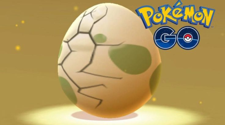 Pokemon GO New Pokemon Hatching from Eggs